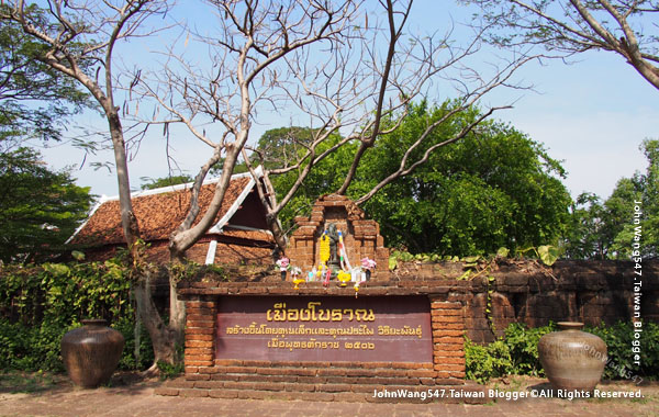 The Ancient City(Ancient Siam)1