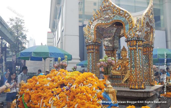 曼谷四面佛廣場 Erawan Shrine