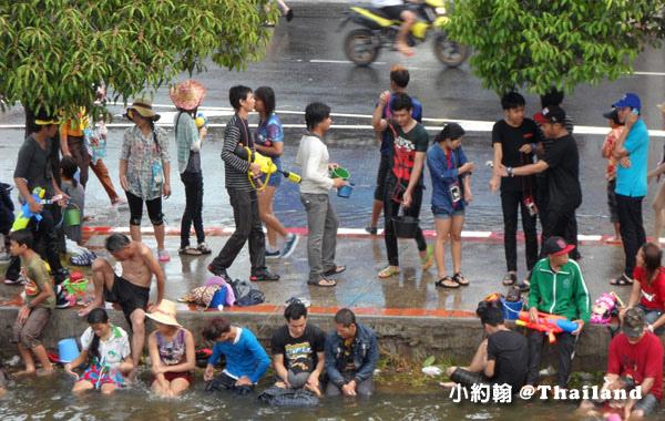 泰國潑水節清邁Chiang Mai Songkran Festival1.jpg