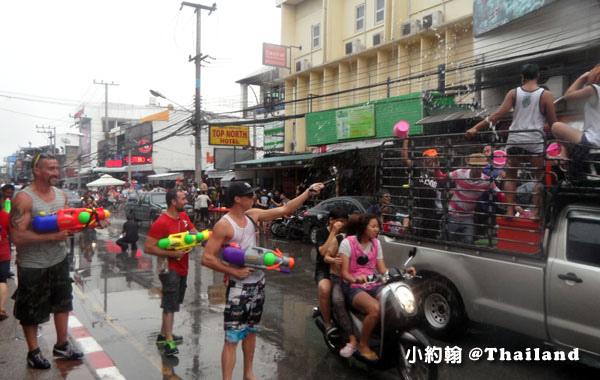 泰國潑水節清邁Chiang Mai Songkran Festival4.jpg