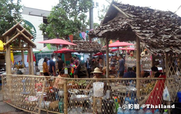 泰國潑水節清邁Chiang Mai Tha Pea gate塔佩門2.jpg