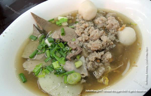 曼谷泰榮(榮泰)米粉湯Rung Reung Pork noodle@Phrom Phong6.jpg