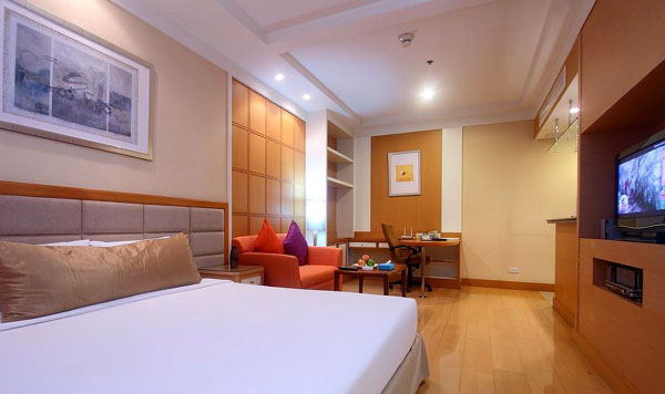 Jasmine hotel 茉莉城市飯店 ROOM
