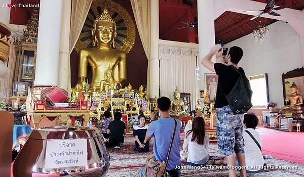 泰國佛寺禁忌泰國寺廟是不允許拍照