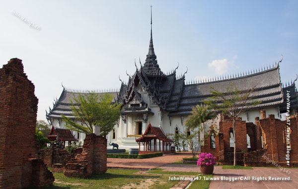 The Ancient City-Sanphet Prasat Palace, Ayuthay3.jpg