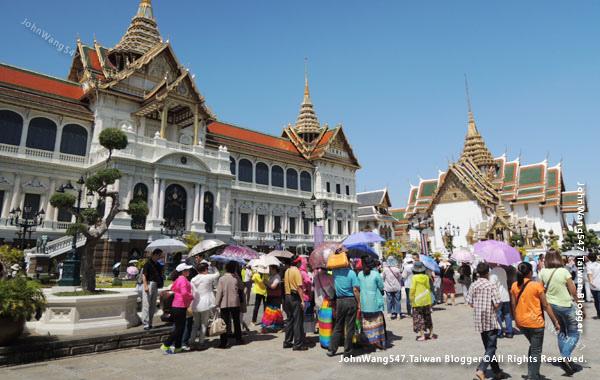Bangkok Dusit Maha Prasat Palace(The Grand Palace).jpg