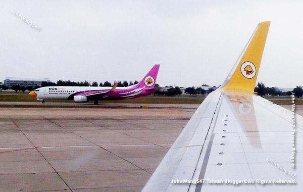 Nok Air泰國鳥航2