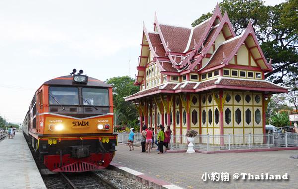 華欣火車站Hua Hin Railway Station