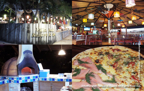 Bali Pizzeria Pizza@Villa Bali Resort Rayong.jpg
