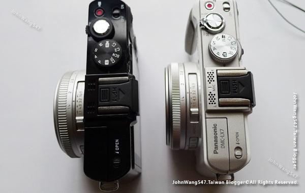 Leica D-LUX6 Panasonic LX7 a