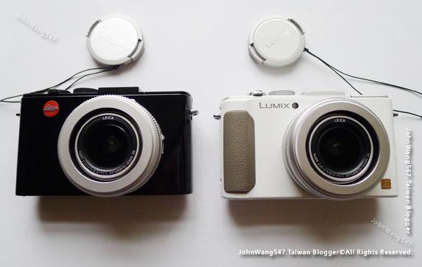 Leica D-LUX6 Panasonic LX7
