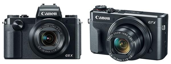 Canon PowerShot G5X G7X