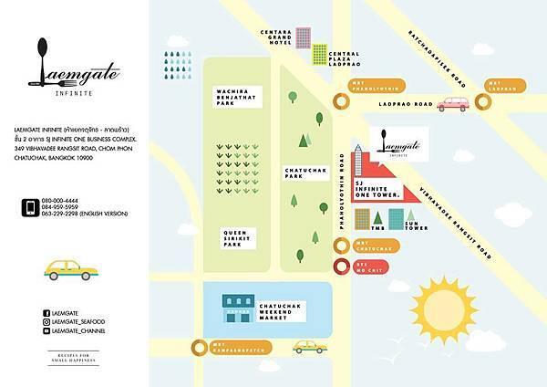 Laemgate Infinite seafood bangkok Map.jpg