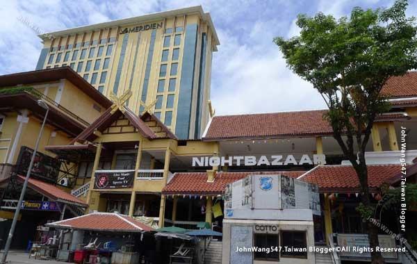 Chiang Mai Night Bazaar daytime