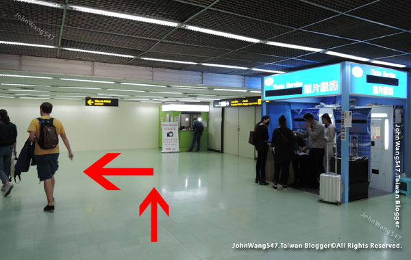 曼谷DMK泰國落地簽Visa on arrival(VOA)拍照
