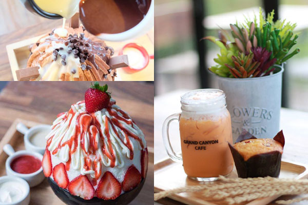 Grand Canyon Water Park cafe