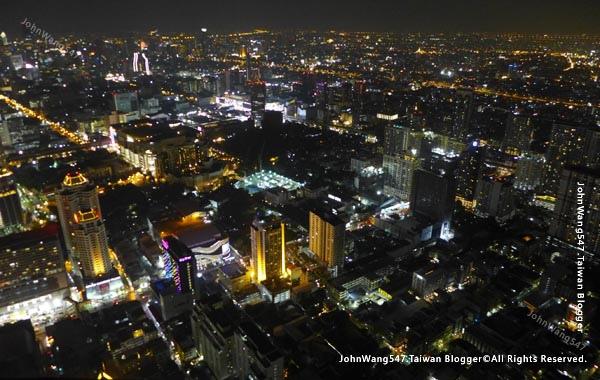 baiyoke sky hotel buffet  Bangkok night view3.jpg