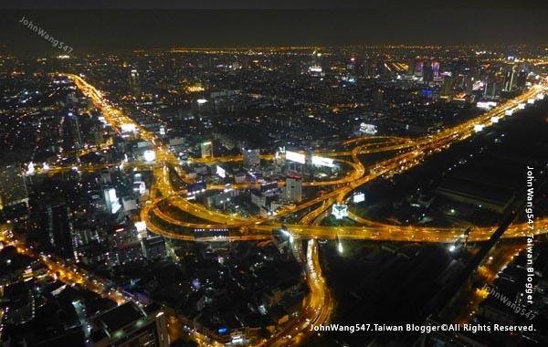baiyoke sky hotel buffet  Bangkok night view0.jpg