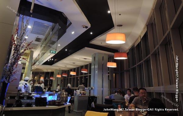 baiyoke sky hotel buffet  Bangkok night view5.jpg