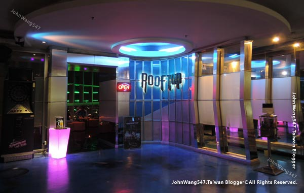 baiyoke sky hotel Roof Top Bar