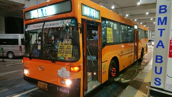 A4 BUS曼谷廊曼機場巴士