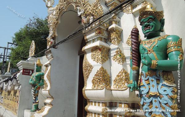 清邁佛寺Wat Chedi Luang柴迪隆寺2017a