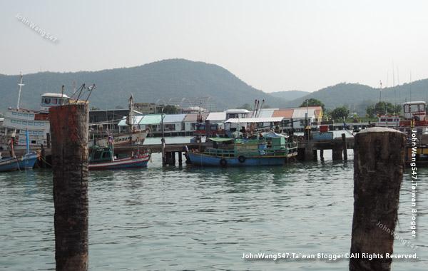 芭達雅Pattaya Fisherman