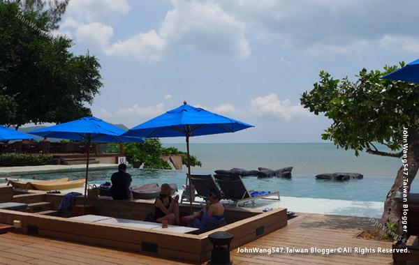 U Pattaya Hotel beach pool