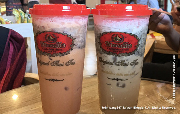泰國手標牌ChaTraMue Thai Tea泰式奶茶咖啡