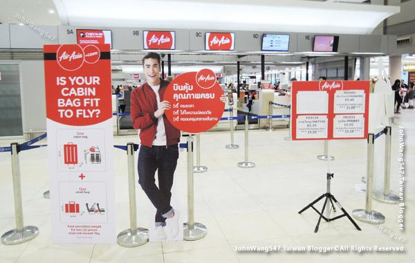 DMK airasia Thailand Nadech