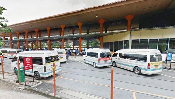 Sai Tai Gao(Pinklao)@Southern Mini Van Station