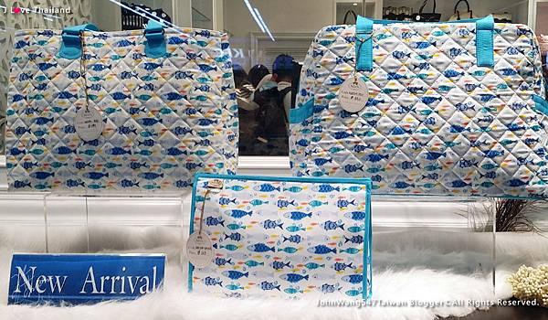 NaRaYa曼谷包2017新款 魚兒包