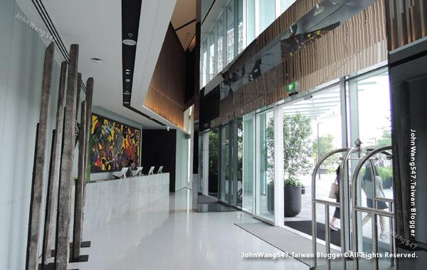 Modena by Fraser Bangkok Hotel lobby.jpg