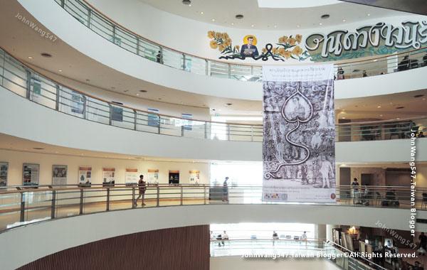 Bangkok Art And Culture Centre(BACC) Thai King2.jpg