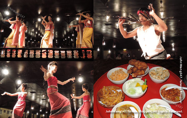 Khantoke Dinner Show@Old Chiang Mai Cultural Center