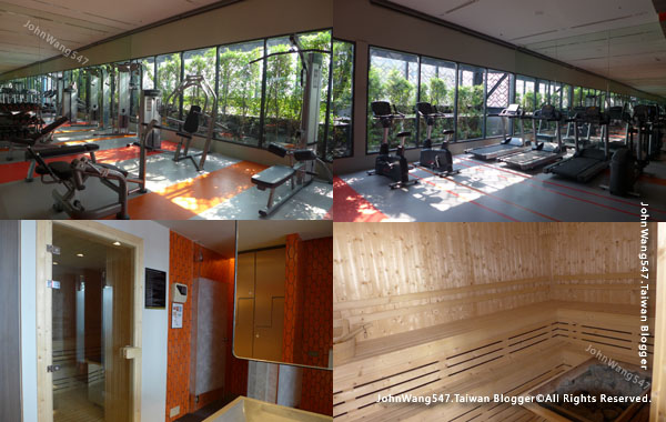 U Nimman Chiang Mai gym sauna.jpg