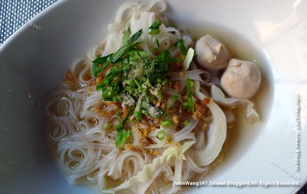 U Nimman Chiang Mai Hotel Breakfast noodle.jpg