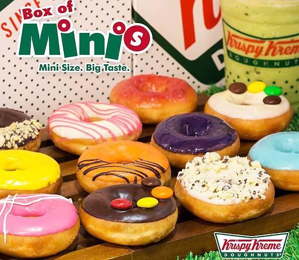 Krispy Kreme Doughnuts Bangkok Mini Doughnut.jpg