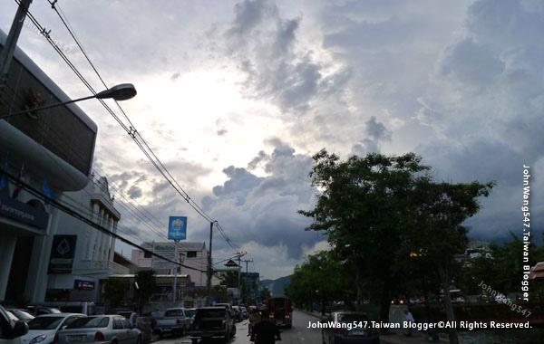 Chiang Mai Rainy season