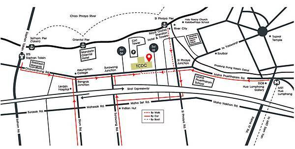 Thailand Creative & Design Center(TCDC) MAP.jpg