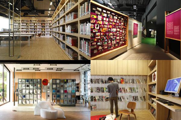 TCDC Design Centre Chiang Mai inside