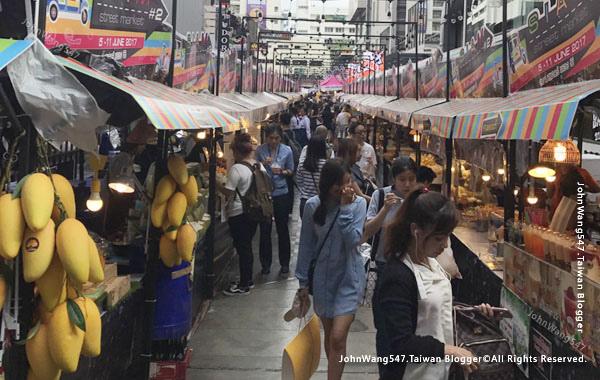 Siam Square Siam Street Market1