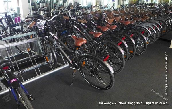 U Chiang Mai hotel free bikes.jpg