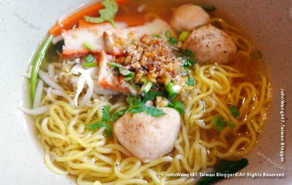 U Chiang Mai hotel Breakfast noodle.jpg
