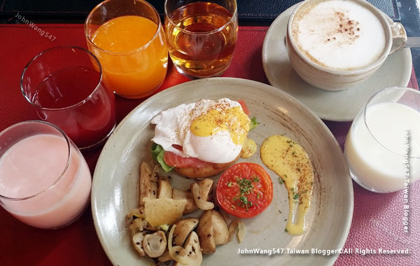 U Chiang Mai hotel Breakfast good.jpg