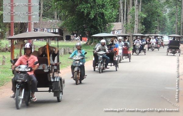 柬埔寨吳哥嘟嘟車 Cambodia Angkor tuk tuk.jpg