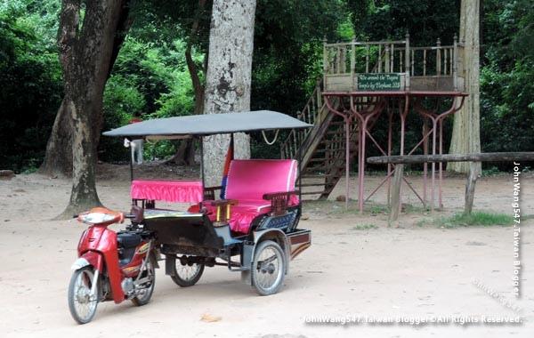 柬埔寨吳哥嘟嘟車 Cambodia Angkor tuk tuk2.jpg