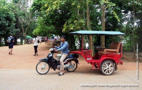 柬埔寨吳哥嘟嘟車 Cambodia Angkor tuk tuk1.jpg
