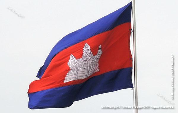 柬埔寨國旗