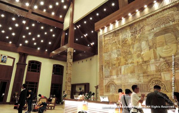 柬埔寨五星飯店Sokha Siem Reap Resort lobby1.jpg